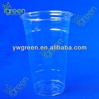 16 oz pet disposable plastic cup