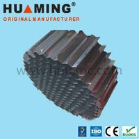 aluminum honeycomb core and vent