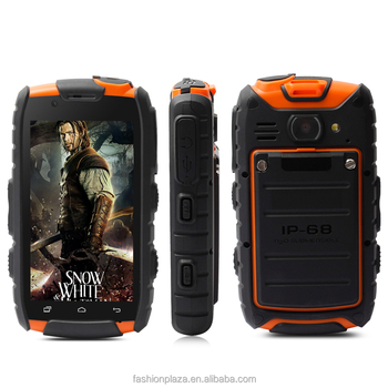 Custom IP68 Android Best Military Grade Cell Phone Rugged Smartphone