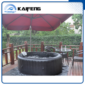 free standing hot tub. 1 Person Freestanding Outdoor Inflatable Hot Tub  Buy