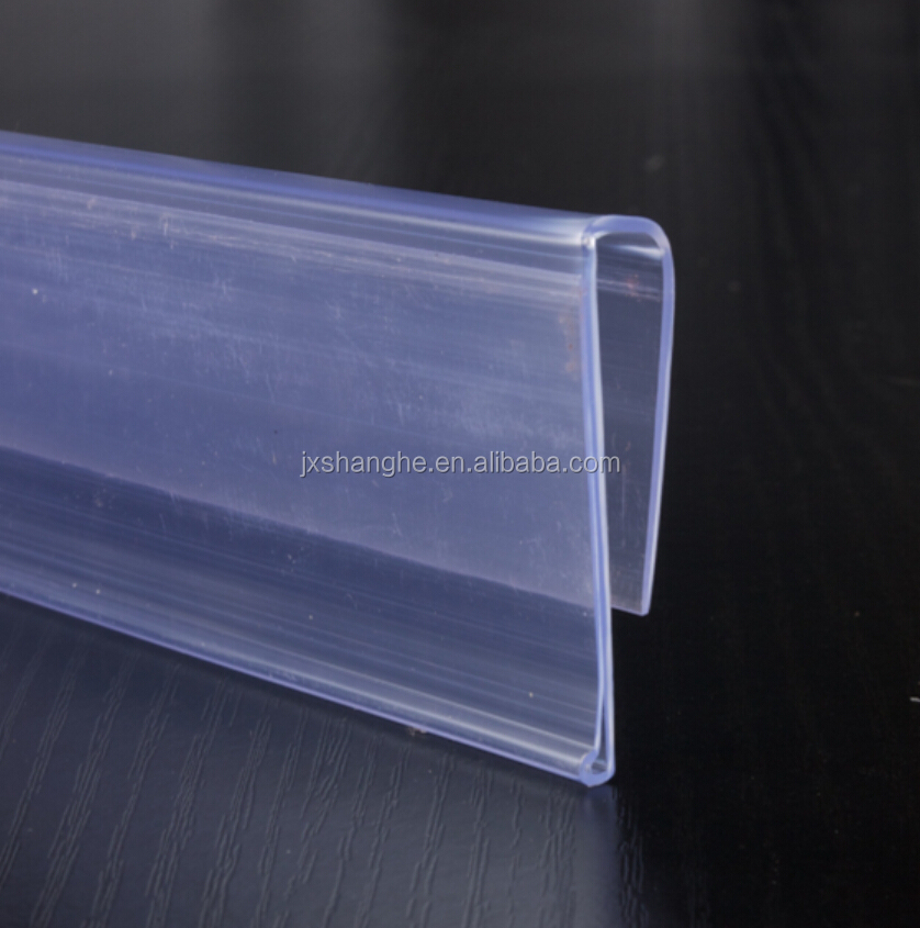 Supermarket Plastic Retail Strong Clip Data Strip