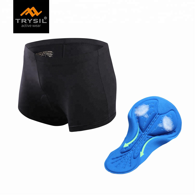 6981d008d SANTIC Cycling Underwear Breathable 3D Padded Bike Underpants Bicycle Gel  Shorts for Men Women Black SANTIC (QUANZHOU ) SPORTS CO. LTD Christmas  Ornament