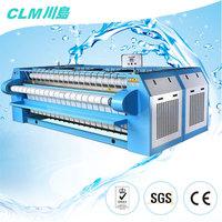 High speed steam ironing machine
