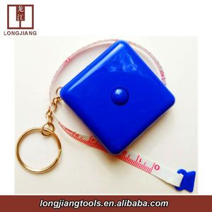 Hot sale low price square health tape measure