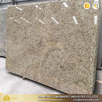 Stonemarkt Natural Stone Brazil Giallo Veneziano Gold Yellow Granite