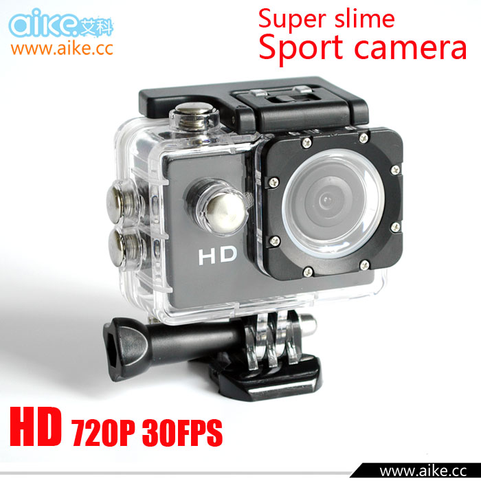 "2016 New A8 Waterproof action Camera 30m Under Water 5MP 720P HD Mini 1.5"" DV Cam Camcorder Action Video Recorder"