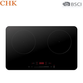 CHK-ID5201 5200W Big PowerChina Manufacture Double induction cooker, View  induction cooker china manufacturer, CHK OEM OD Product Details from