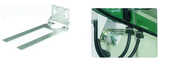 PVC enclosed crane power rail, conductor busbar for crane