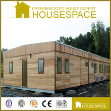 Fireproof Luxury Decorated Prefabricated Wood Barn Kits