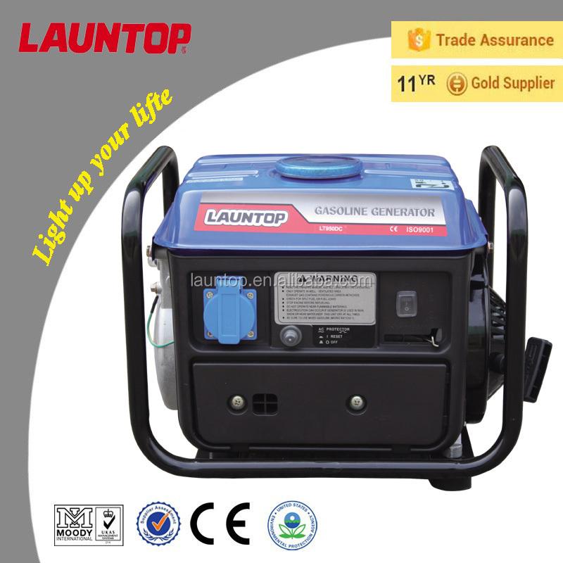 Mini generador de gasolina port til generador de 650 - Mini generador electrico ...