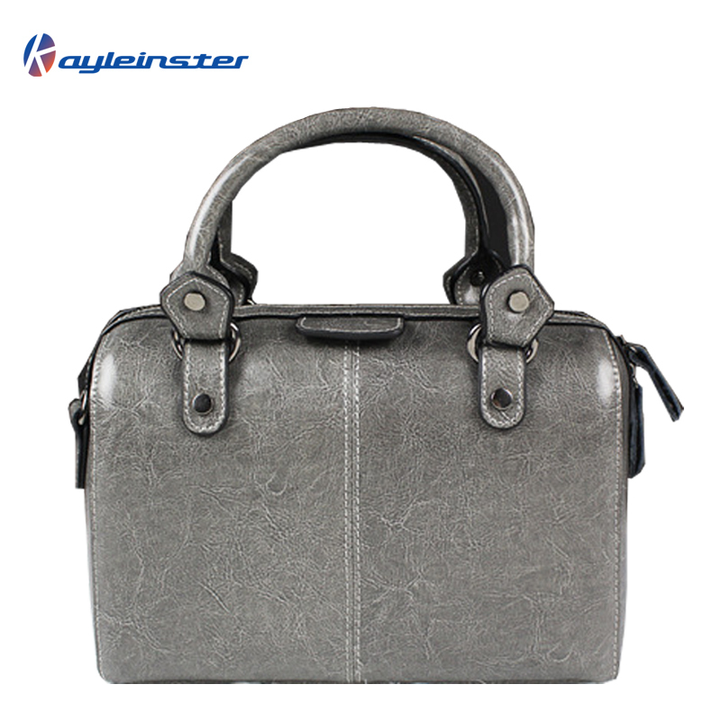 Hot Fashion Genuine Leather Women Handbag Vintage Cowhide Pillow Bag Luxury Design Retro Women Shoulder Bag Bolsa Feminina Tote