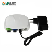 Beautiful plastic shell WDM CATV fiber node gpon