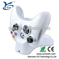 new for xbox360 charging stand for xbox 360 player