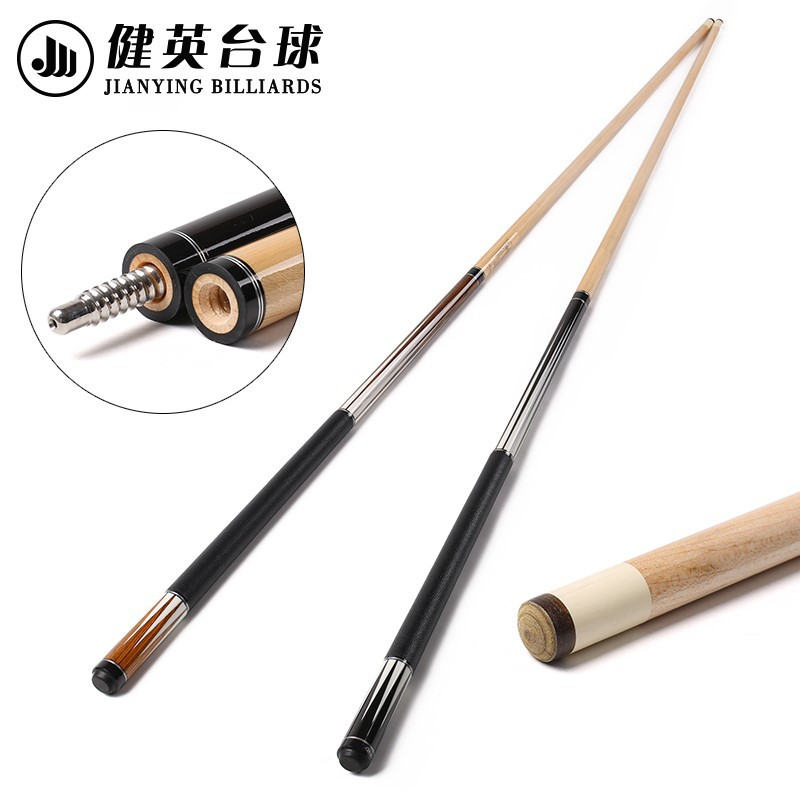 Goedkope maple pool cue decal biljartkeu