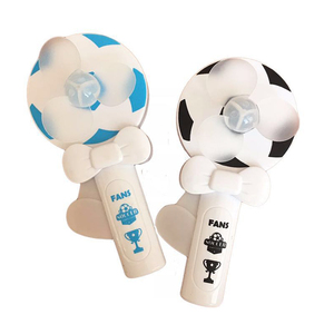 2018 world cup promotional gift hand push mini football fan gift item