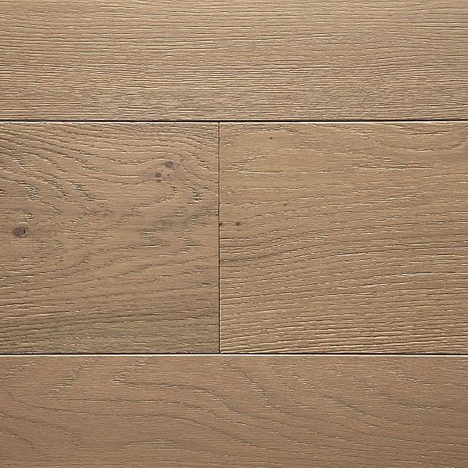 Preacabado suelo de parquet de roble cepillado efecto de - Cera para parquet ...
