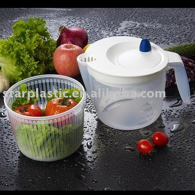 plastic salad spin drier
