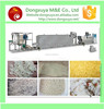 Puffed instant rice/artificial rice production line/machinery