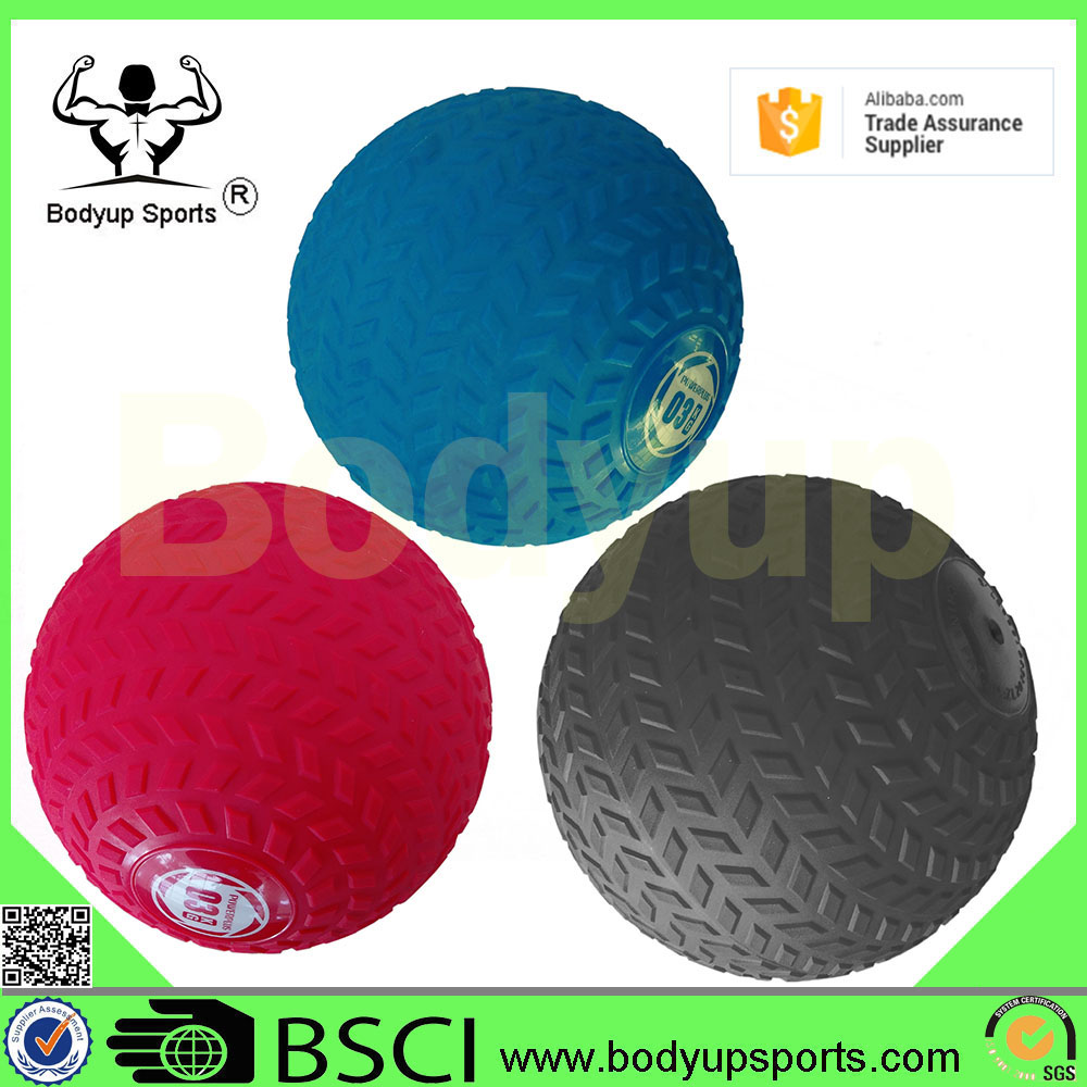 New Design Traction Texture Wholesale Crossfit Gym Slam Ball