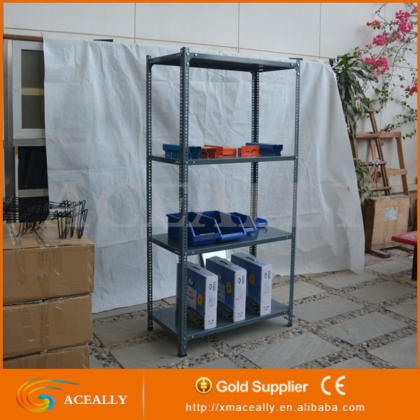 Epoxy resin powder coating metal storage rack with high quality