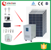 500W Solar Power Generator System inverter system for Portable Home Use 1KW 2KW 3KW 5KW