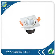 Rust proof aluminum ceiling light cover 24w 2064Lumen sparkle spot light with CE and RoHS approved sparkle spot light
