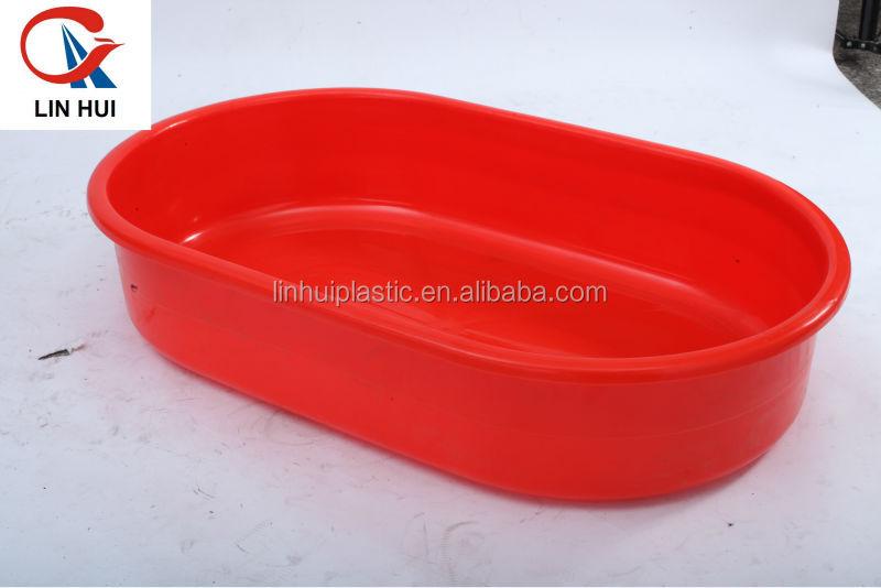 Vasca Da Bagno Plastica Portatile : Completo di rotazione dimensione grande vasca di plastica pe vasca