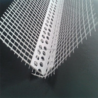 pvc corner bead with fiber glass cloth