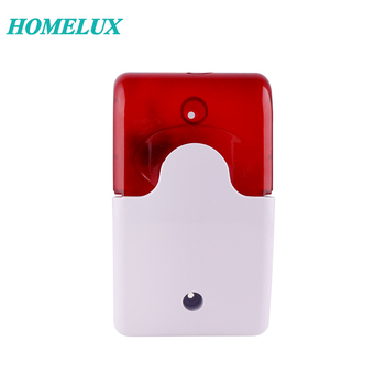 Wireless Home Alarm Fire Siren With Strobe And Flash - Buy Home Alarm  Sirene 220v,Fire Alarm Siren 24v,Alarm Siren 100db Product on Alibaba com