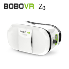 [Genuine] BOBOVR Z3 3D VR Glasses Xiaozhai Virtual Reality Glasses 3D Video VR Google Cardboard Headset for Ios iPhone Android