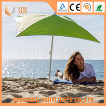 Professional manufacturer supplier Customized Made parasol for beach