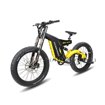 SOBOWO 1000W Powerful Full Suspension Fat Tire Electric Bike, View Full  Suspension Electric Bike, SOBOWO Product Details from Changzhou Sobowo  Vehicle Co., Ltd. on Alibaba.com
