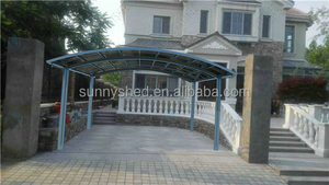 easy install carport aluminum for parking awning