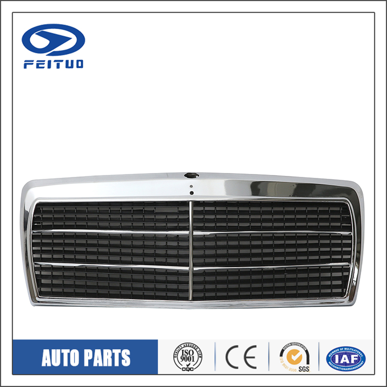 72x42x36 cm NEW custom chromed grille for Benz 190E 1982-1993 201-8800783