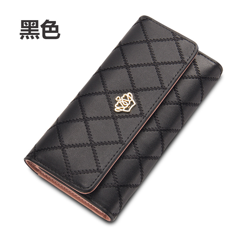Hot Anime GUILTY CROWN Cosplay PU Leather long Purse Wallet