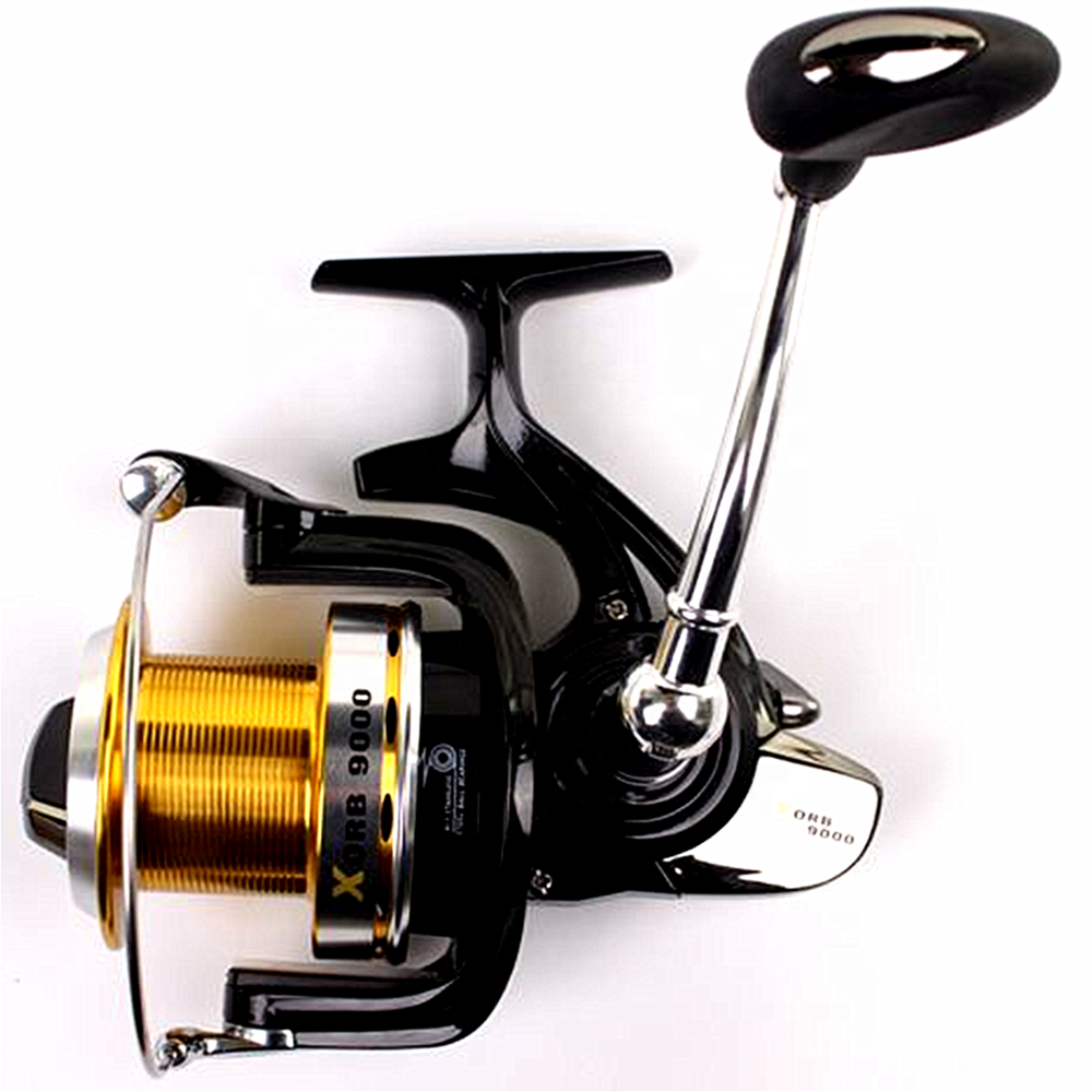 Promotion 8+1 BB OEM saltwater long cast fishing carp surfcasting surf casting reel, Two colors in stock