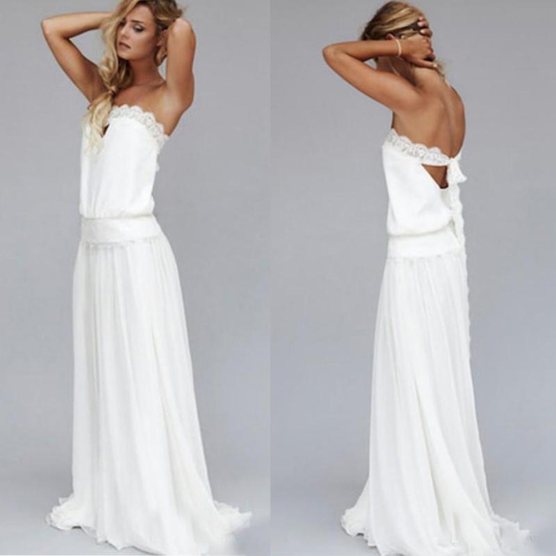 Popular Hippie Wedding Dresses-Buy Cheap Hippie Wedding
