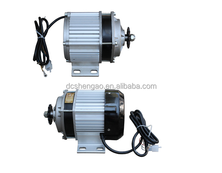 high loading ability BLDC motor