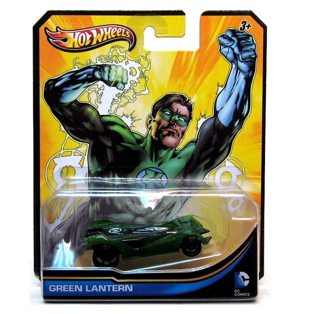 Hot Wheels DC Comics Green Lantern