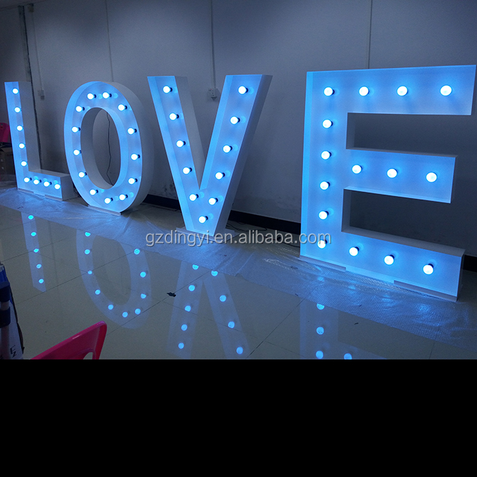 lighting letters.  lighting light up love letters letters suppliers and manufacturers at  alibabacom with lighting