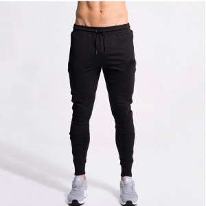 Custom blank plain wholesale gym sports men cargo sweatpants jogger sweat pants