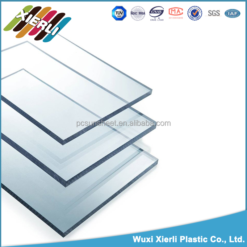 2mm solid polycarbonate surface sheet price