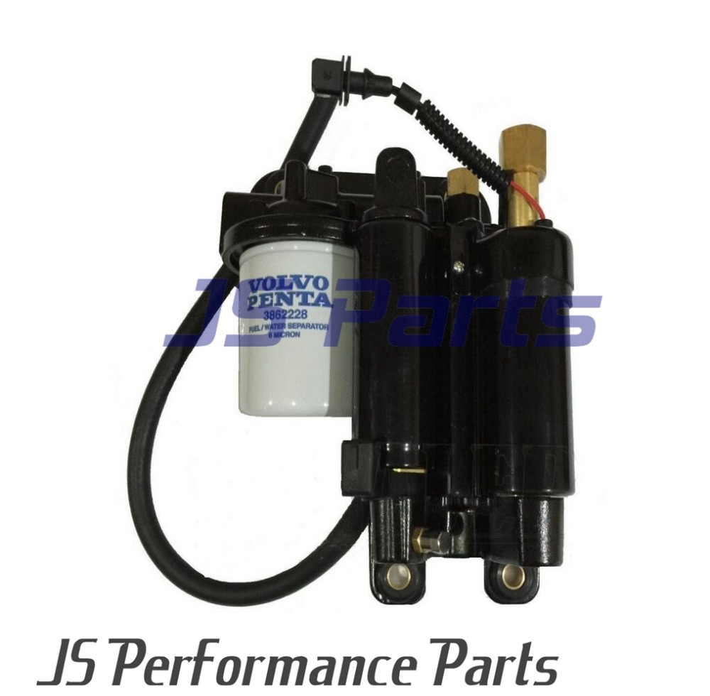 21545138 Electric Fuel Pump Assembly for VOLVO PENTA Marine Repl 21608511