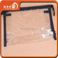 Pvc Clear Plastic Bags With Handle