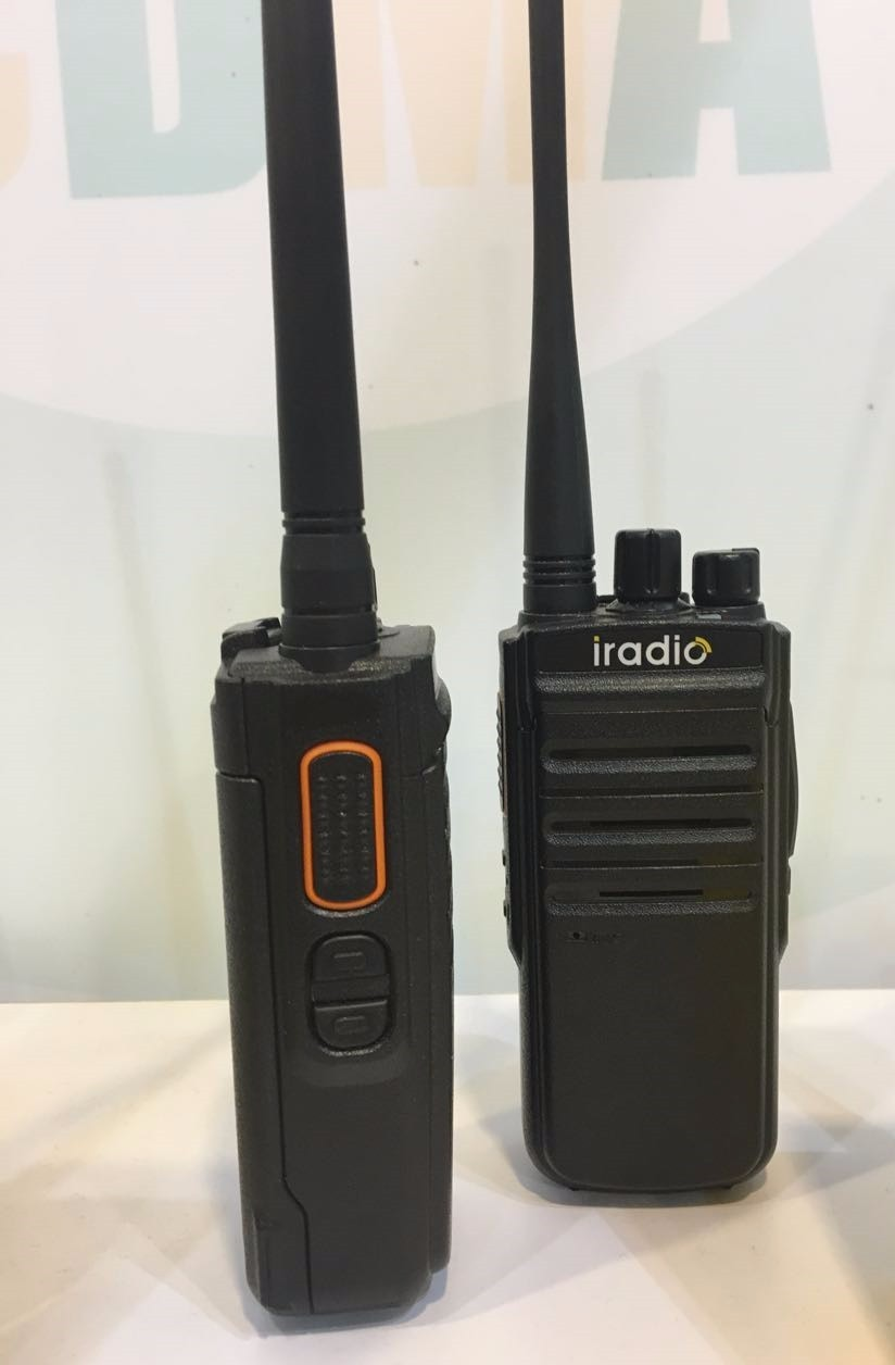 Iradio DP-888 dmr two way radio encrypted long range walkie talkie