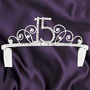 Happy 15Th Birthday Tiara