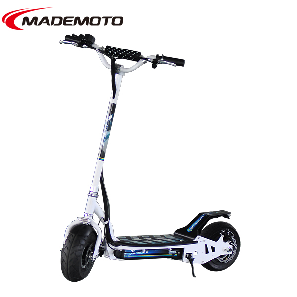 high speed 500W hub motor 2 wheel standing electric scooter for sale