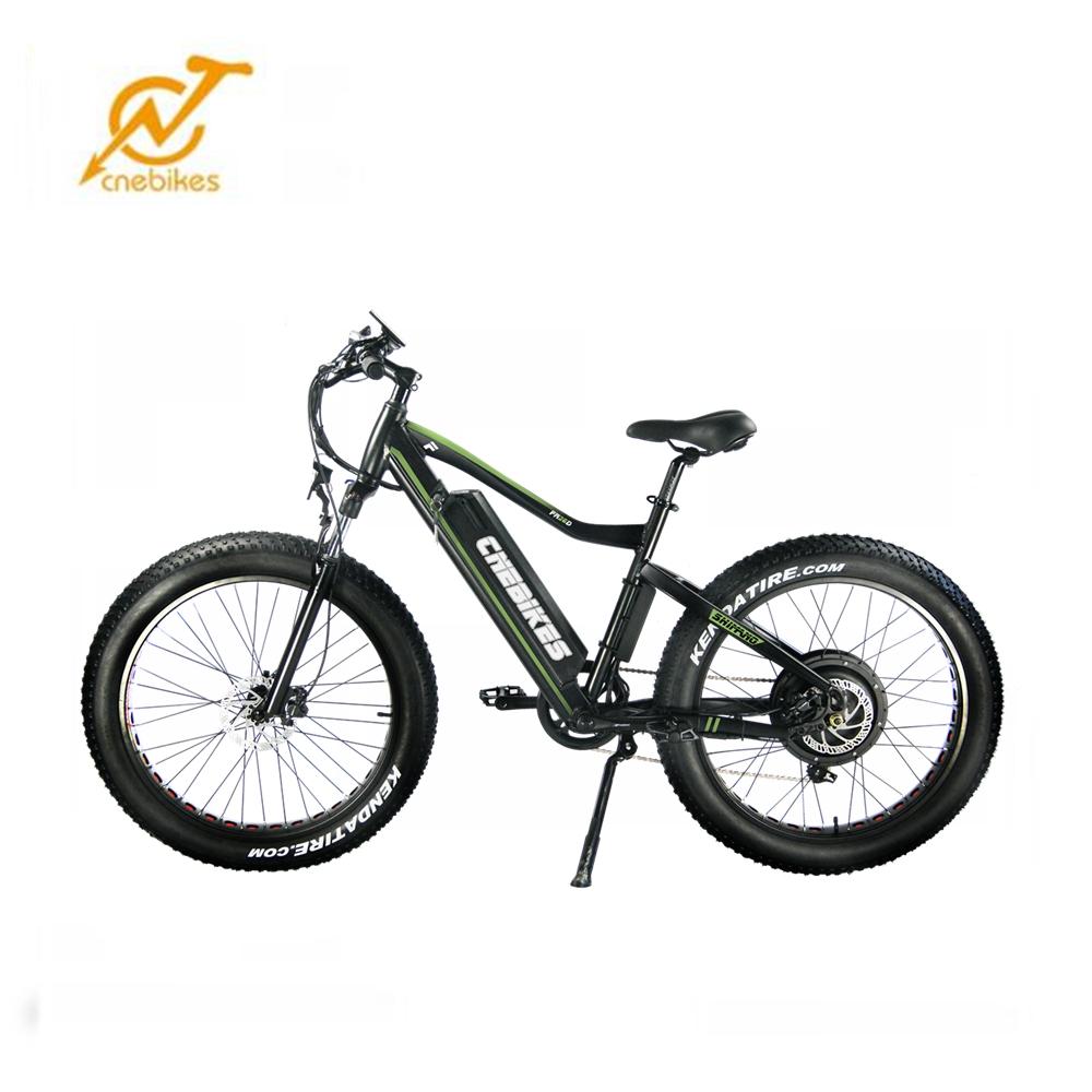 2019 new product 26*4.0 inch 48v 500w 1000w fat tire electric bike fatbike integrated ebike
