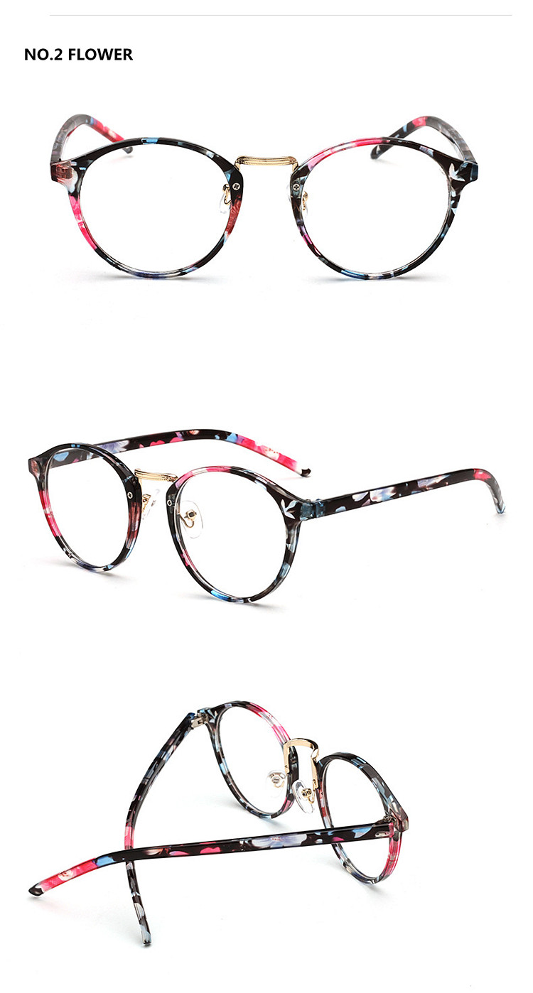 Boston gafas transparente