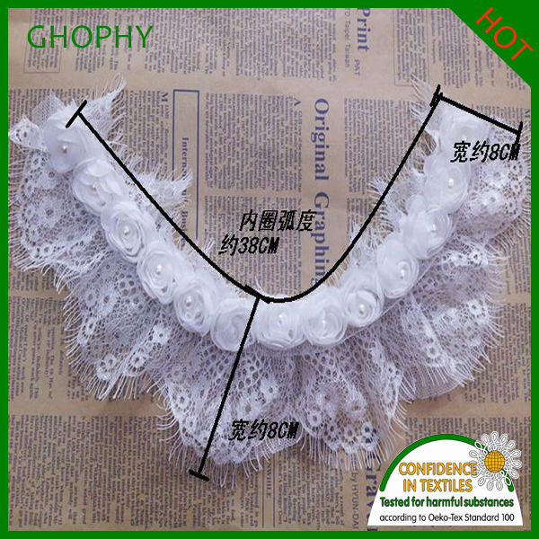 lace pearl for wedding invitations